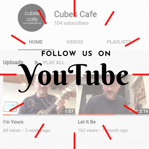 You Tube @cubescafe・英会話