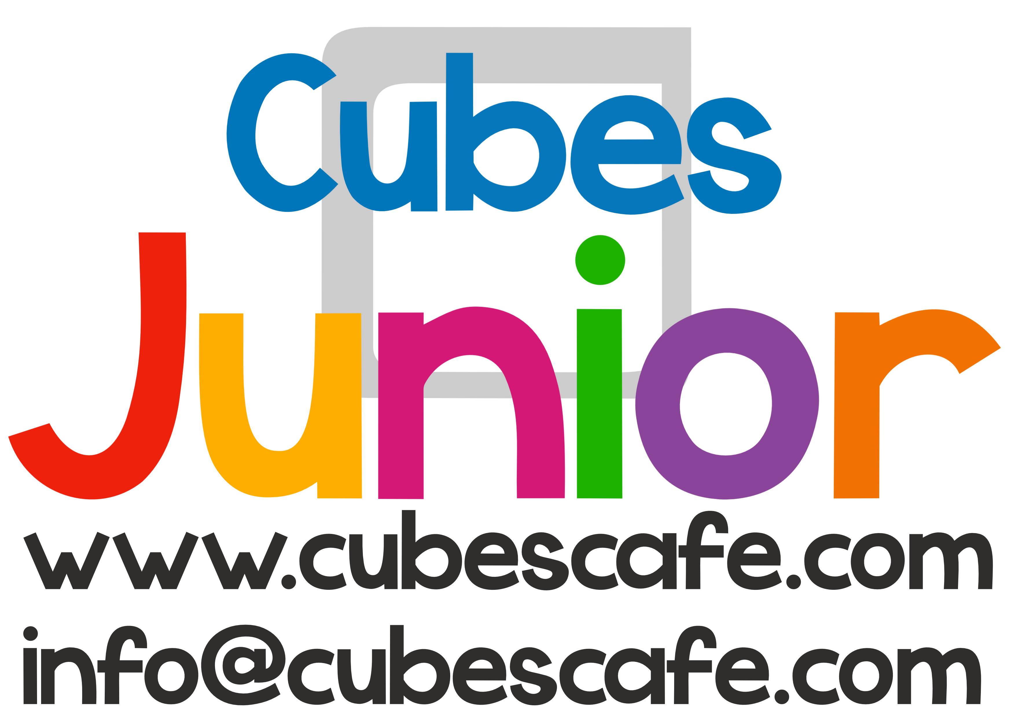 CUBES JUNIOR